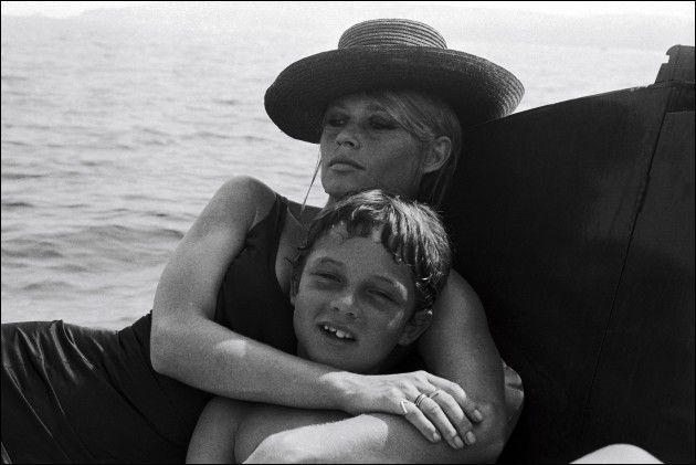Brigitte Bardot Son